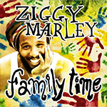 Ziggy Marley: Family Time album cover