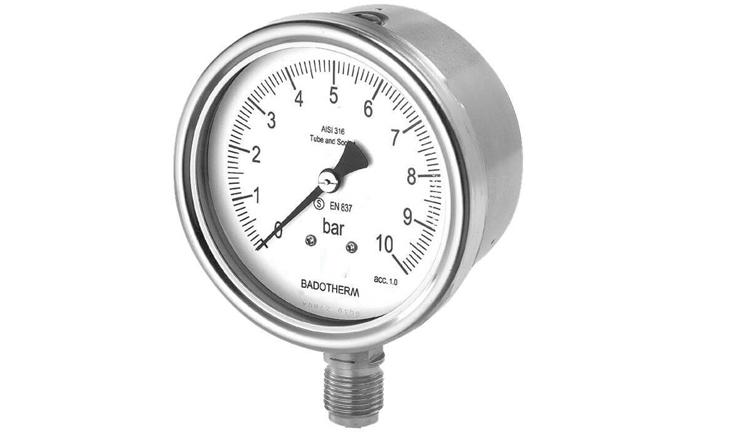 Các đơn vị đo áp suất phổ biến hiện nay và ứng dụng - đơn vị Bar