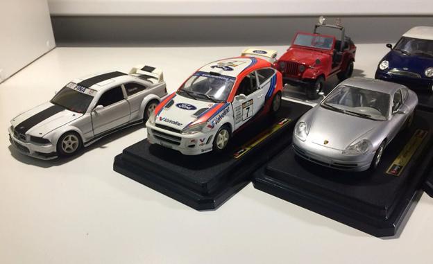 игрушечные машины