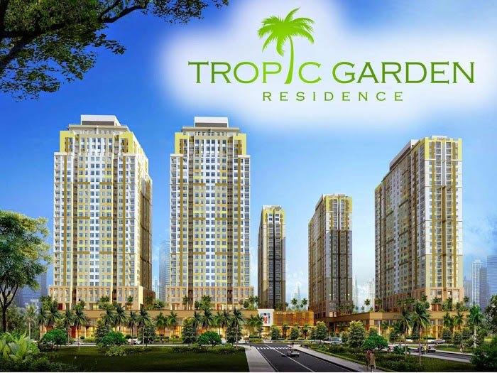 Dự án chung cư Tropic Garden