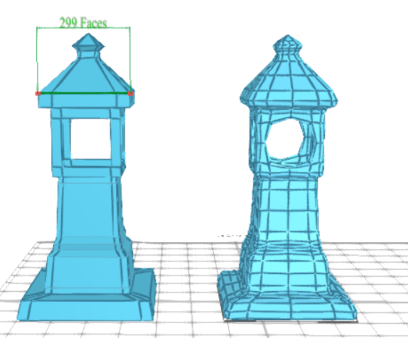 what is hard surface modeling?
