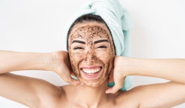 Massage Face Oil At Night
