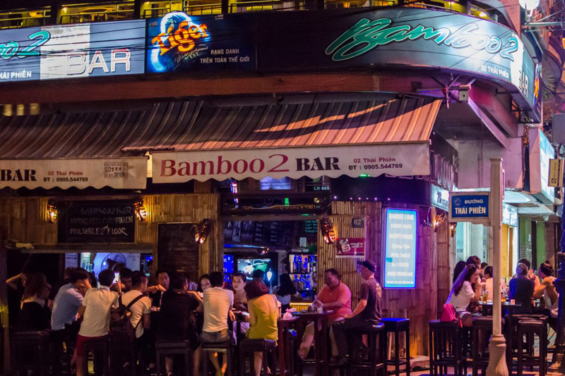 Bamboo 2 Bar Danang nightlife