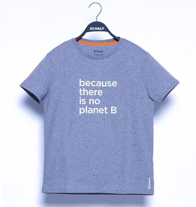 because there is no planet b t-shirt