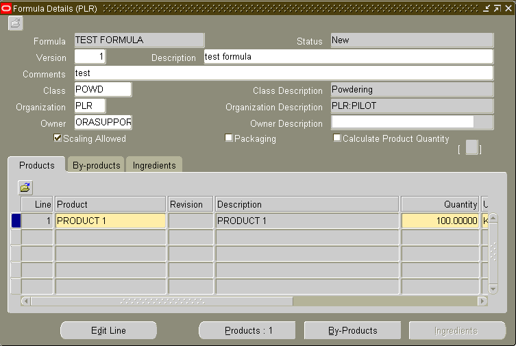 an ORACLE APPS blog: Creating Formula in Oracle Process