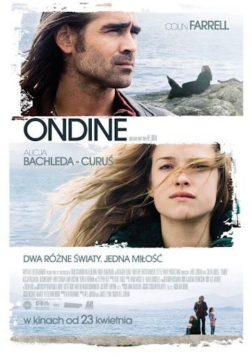 Polski plakat filmu 'Ondine'