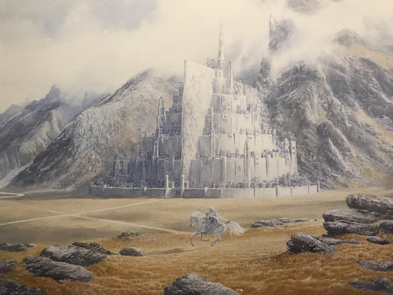alan lee lord of the rings | Tumblr
