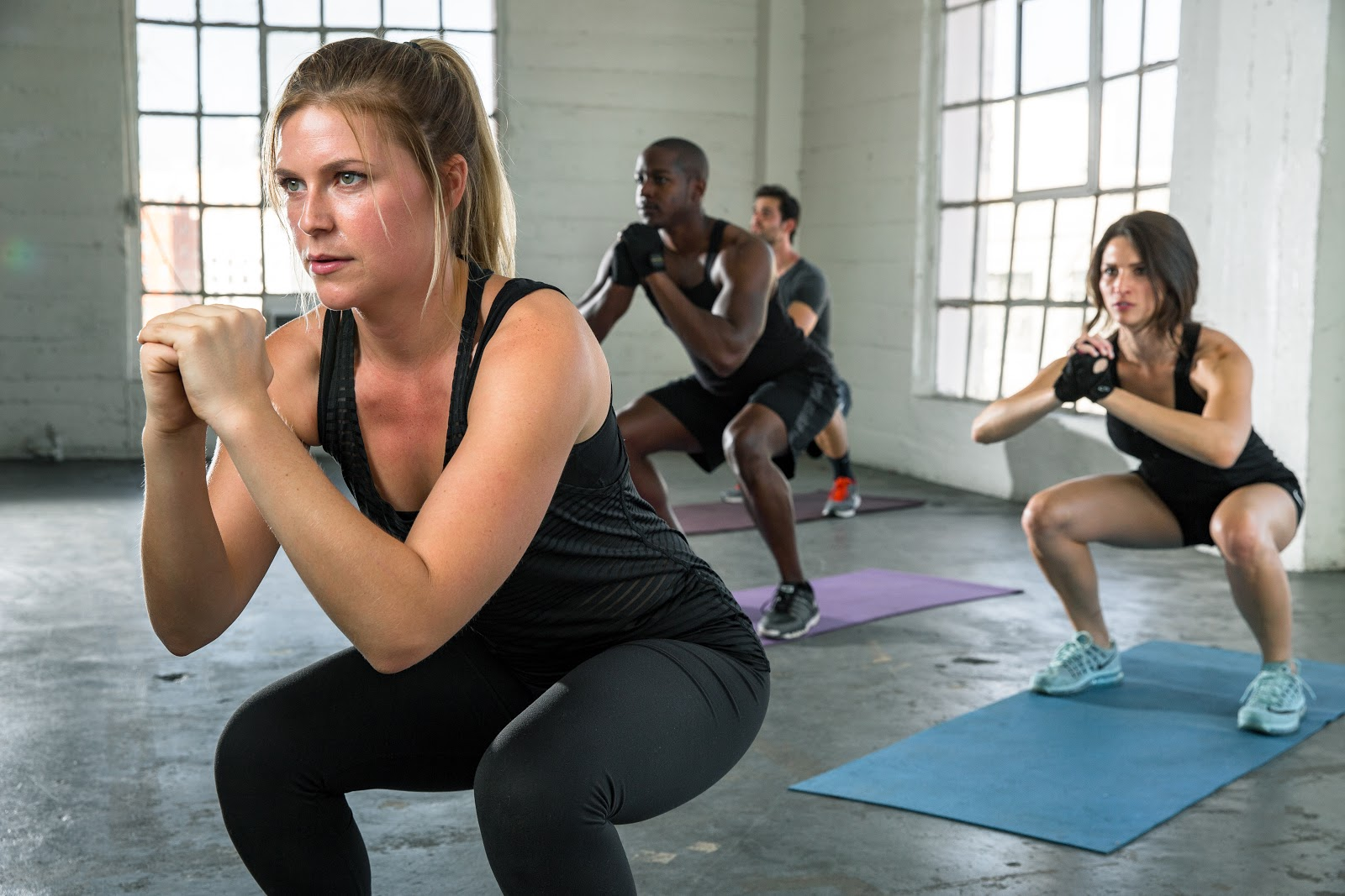 Glute Exercises for Runners: Squats