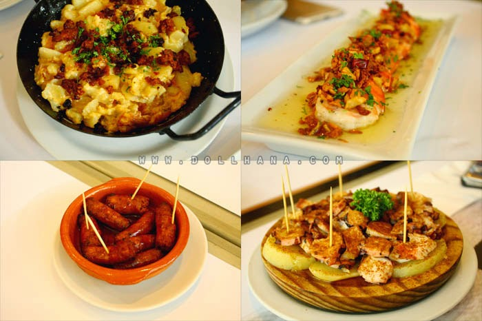 tapella by gaudi spanish restaurant greenbelt 5 makati city