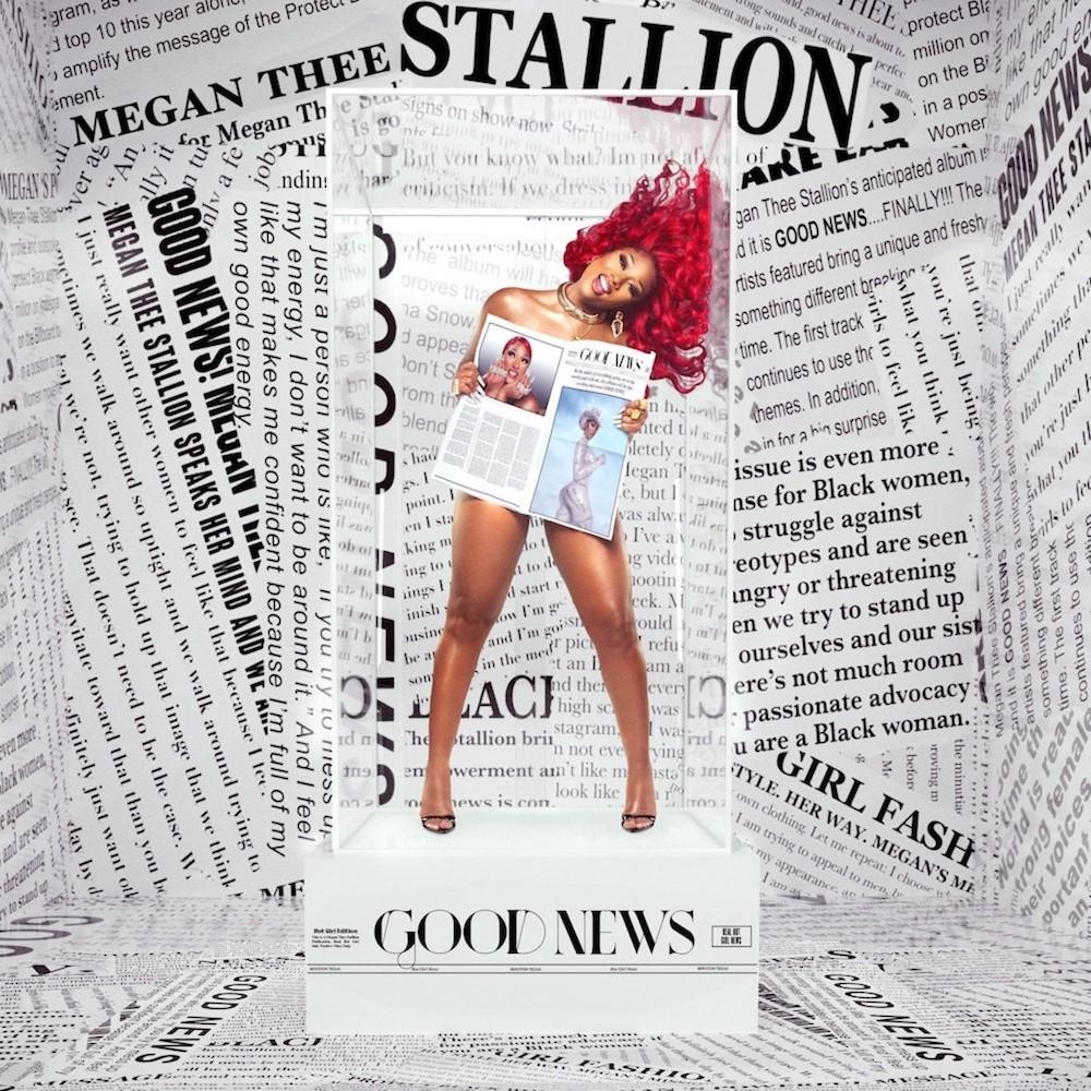 megan-thee-stallion-good-news-album-review