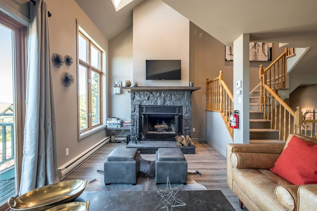 Cottages for rent for 10 people in Laurentians #5