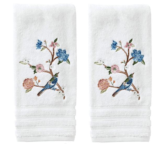 spring hand towel set