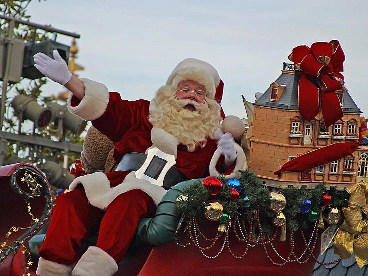 Free picture: santa, Claus, Christmas