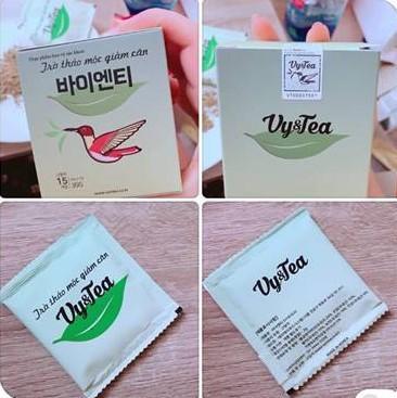 Trà thảo mộc giảm cân vy&tea lựa chọn hàng đầu cho người tiêu dùng