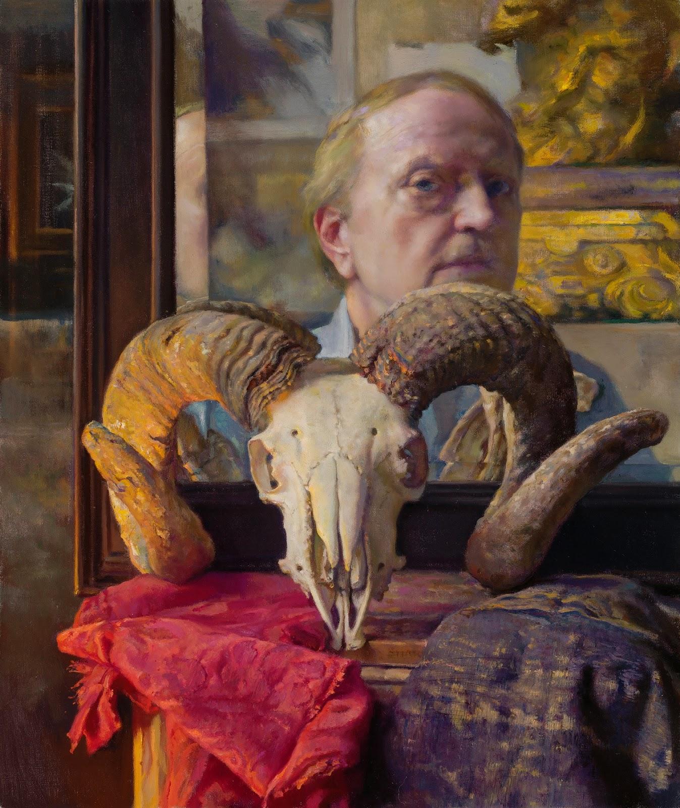 Nelson Shanks, pintor de renombre mundial. | Pintor, Amor