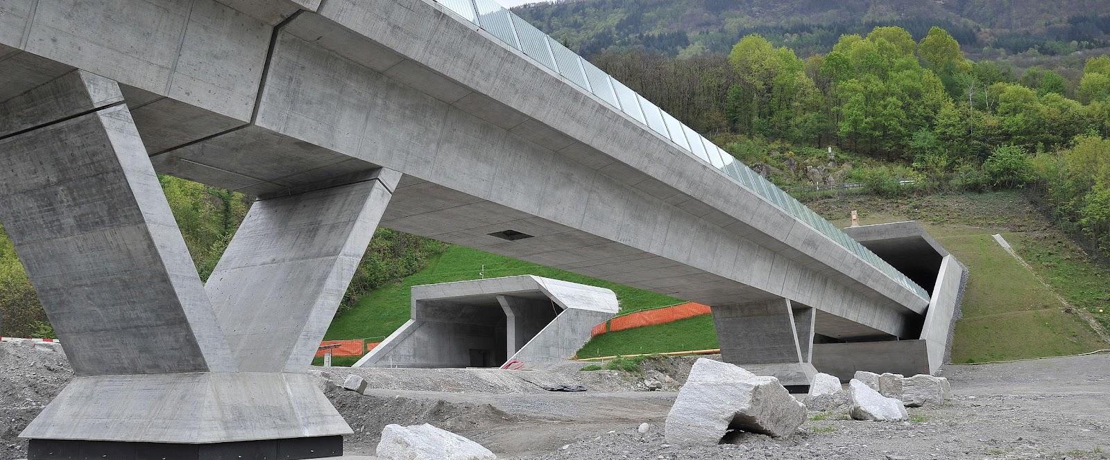 Tunnel vision | Alptransit Portal
