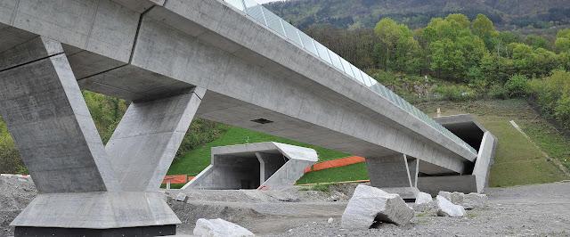Tunnel vision   Alptransit Portal