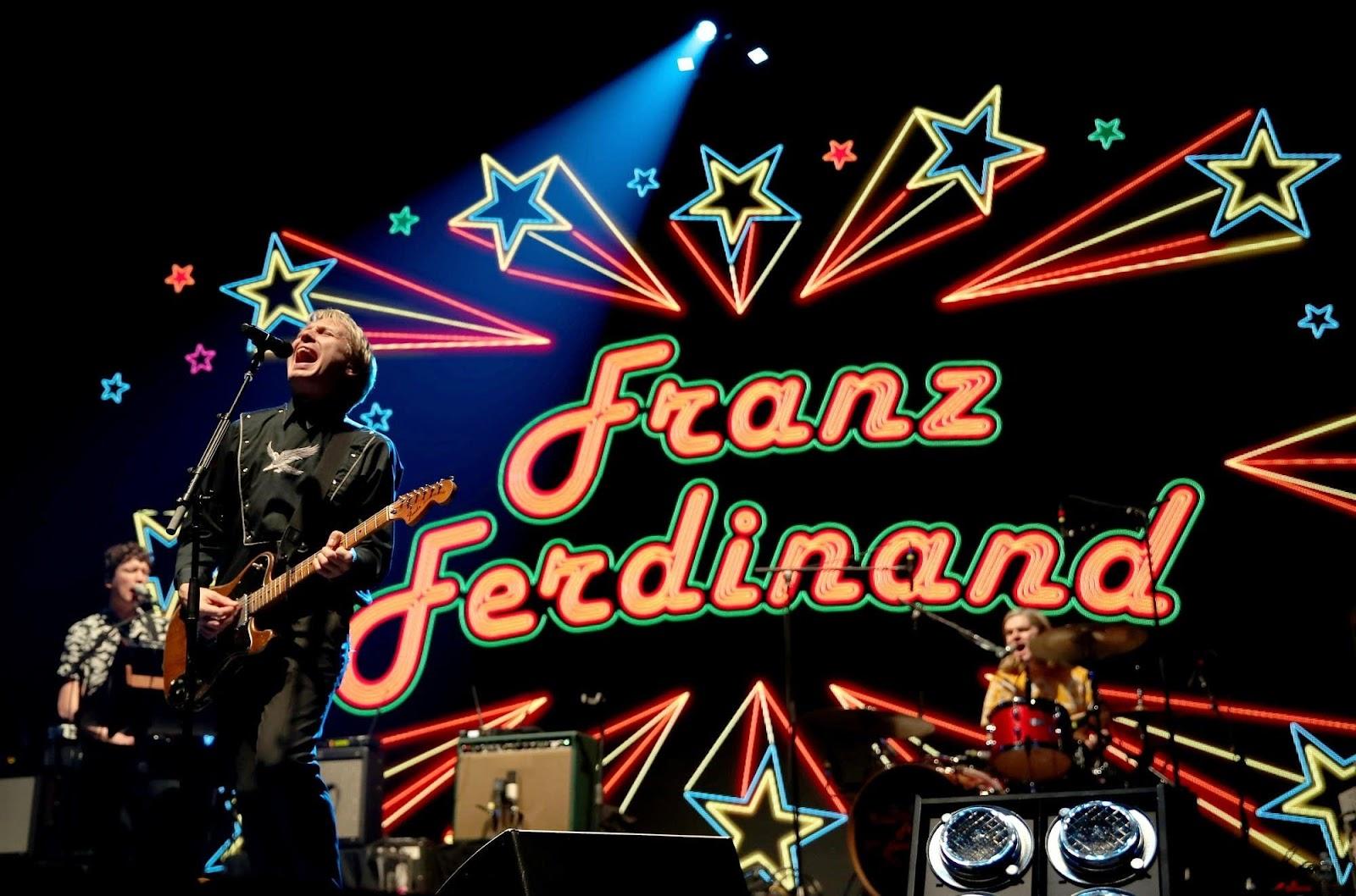 Del mejor al peor disco: Franz Ferdinand - Dark Impala