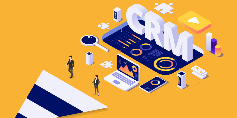 CRM & sales lead management