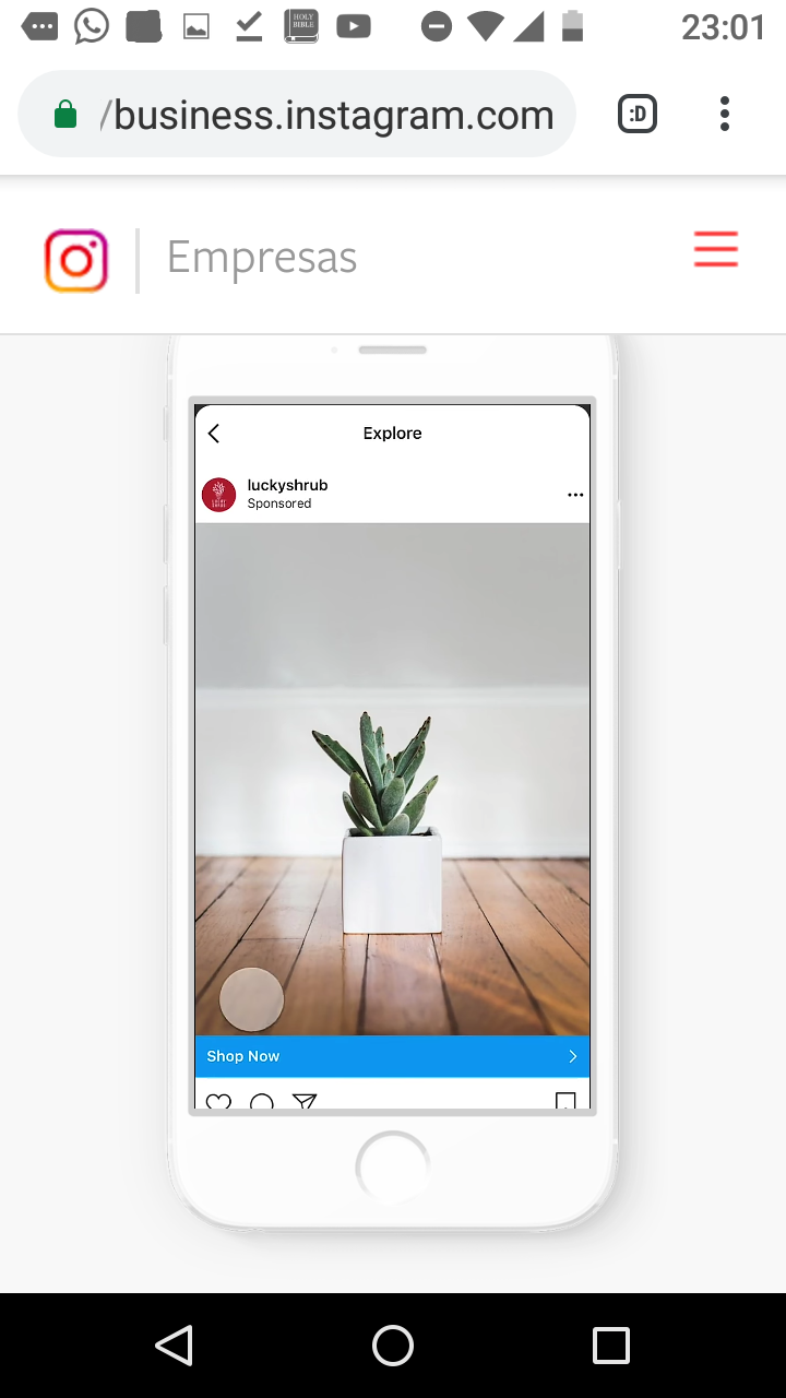 Los 5 anuncios de Instagram más importantes del 2019 14