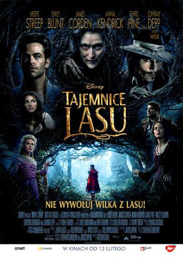 Przód ulotki filmu 'Tajemnice Lasu'