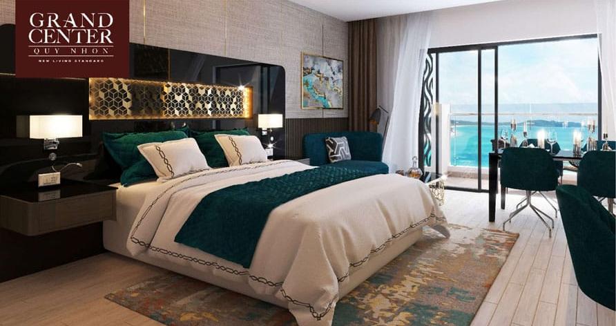 Dự án căn hộ Grand Center Quy Nhơn là một trong những dự án căn hộ Hưng Thịnh giá rẻ mà chất lượng cao