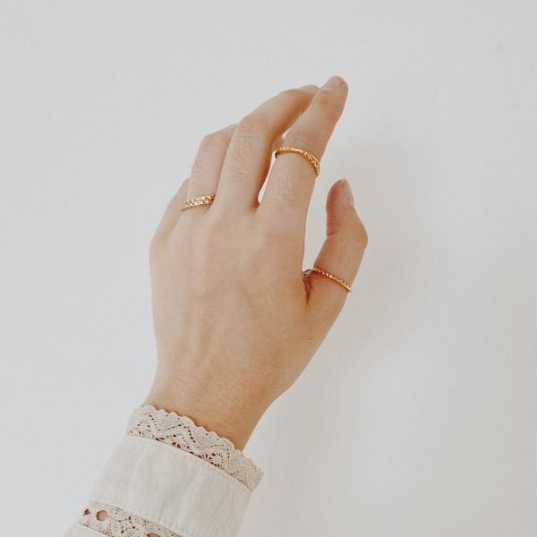 戒指戴大拇指