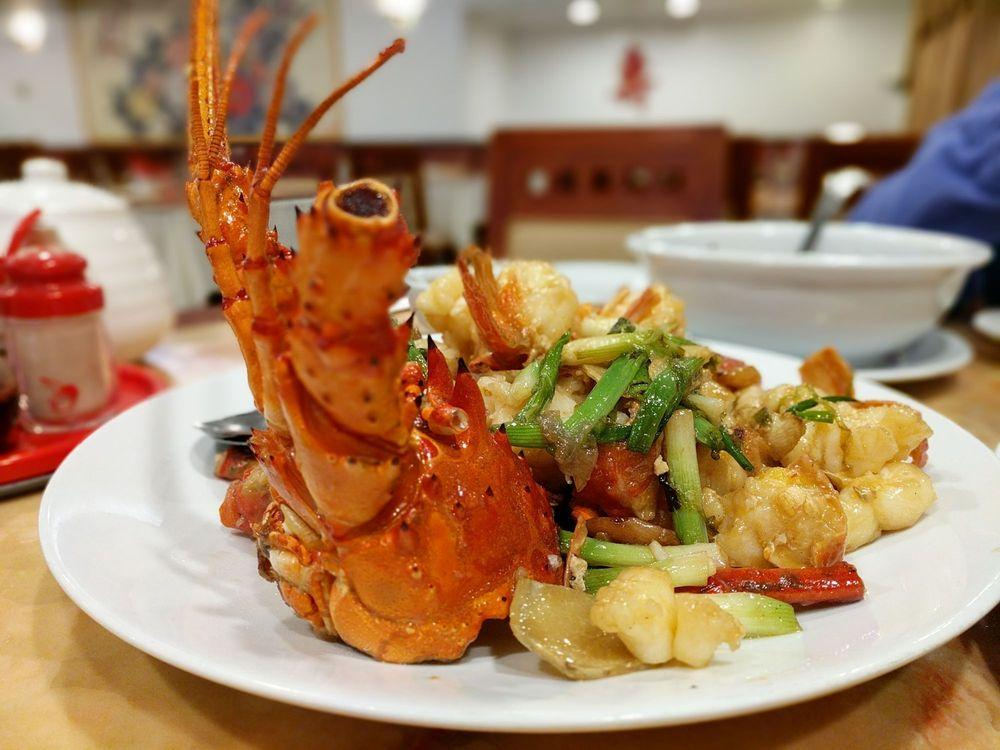 Photo of Fu Lam Moon Restaurant - Fremont, CA, United States. Australian lobster