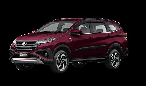 Desain Eksterior Toyota Rush 2019 - Keren & Canggih