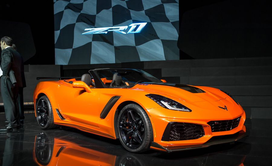 Image result for 2019 corvette zr1 convertible