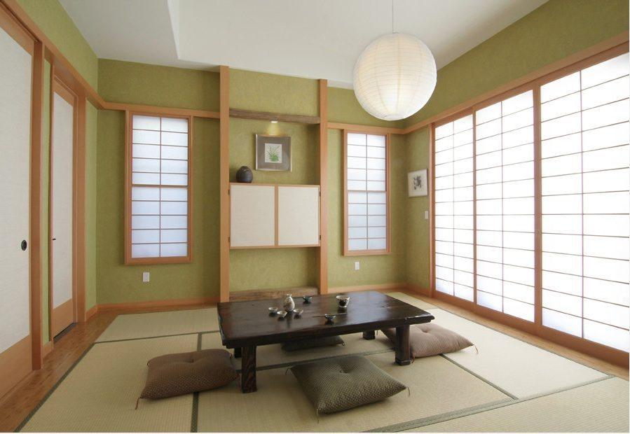 nội thất Nhật Bản