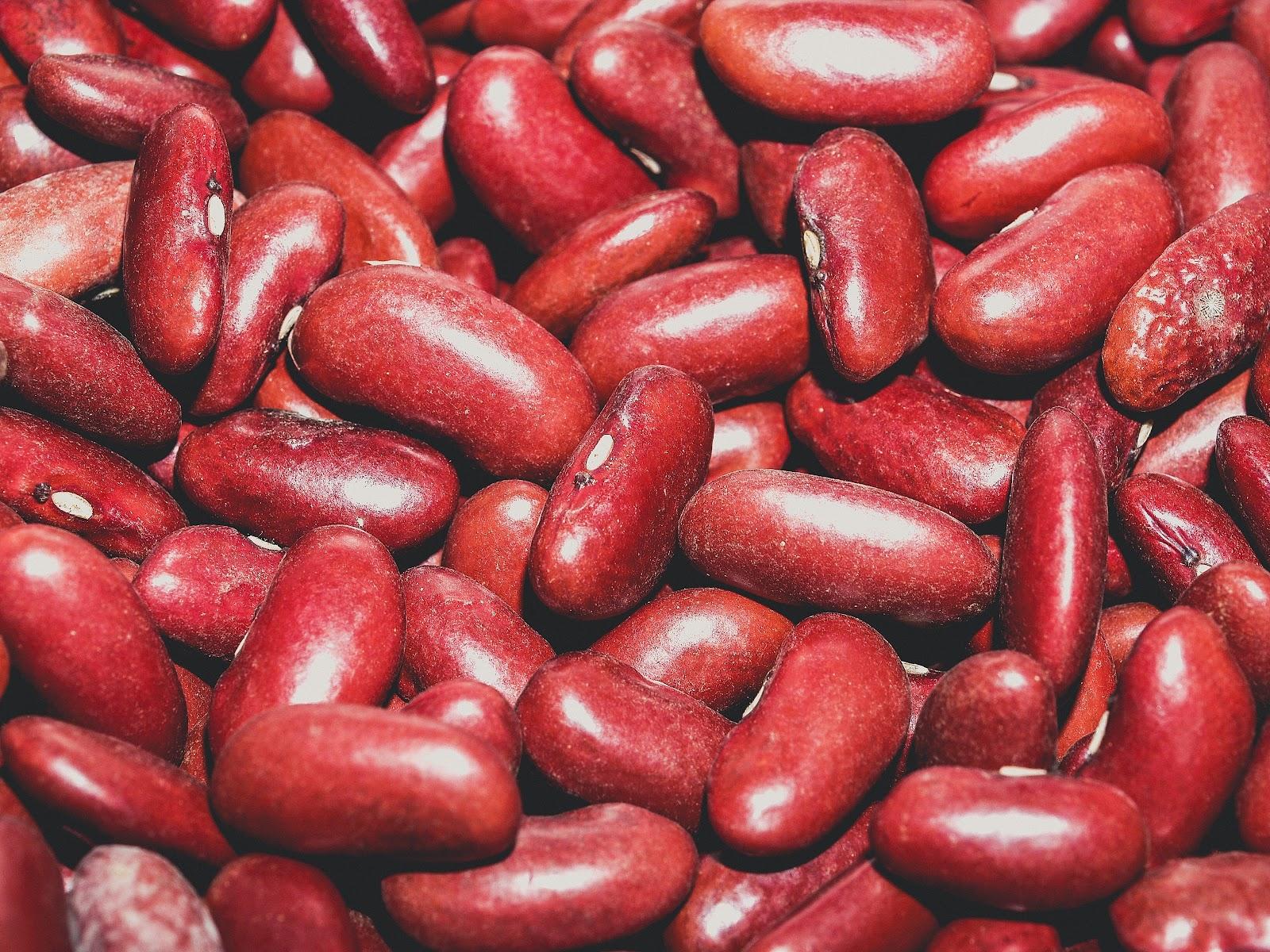Beans are good for eyesight