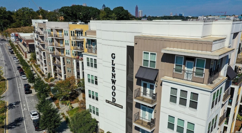 Glenwood at Grant Park luxury Atlanta apartments