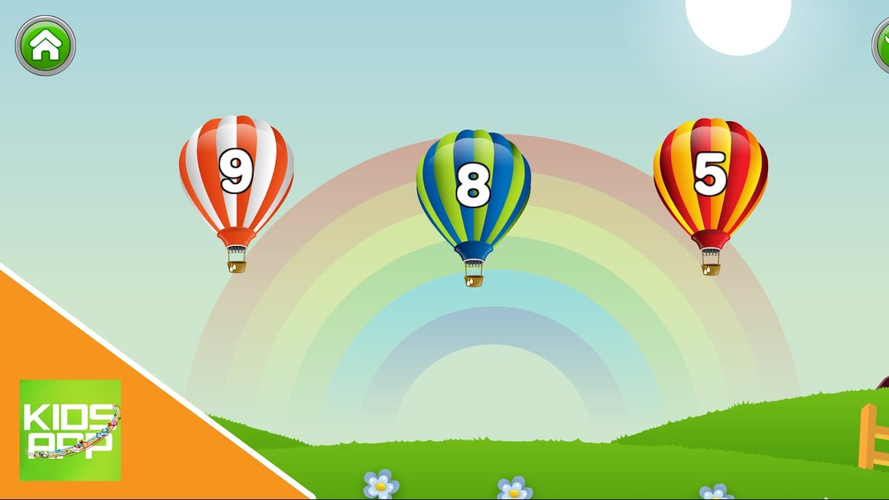 kids numbers and math life math learning app