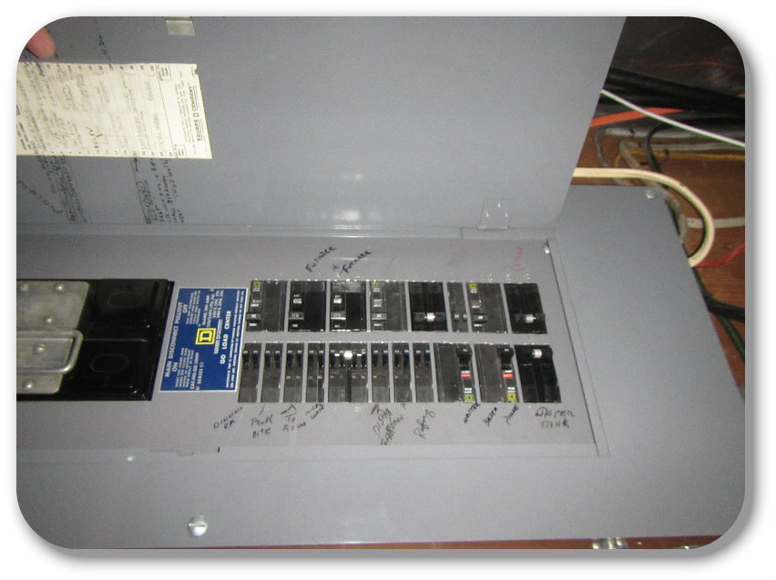 Circuit breaker orientation. Up, down and all around. | NCW Home ...