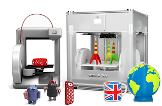 Impresión en 3D, una Realidad con la Factoría 3D