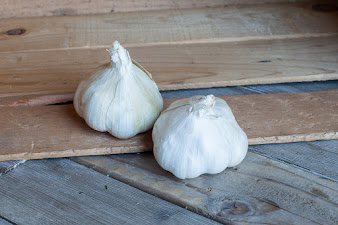 Photo of the share - Garlic