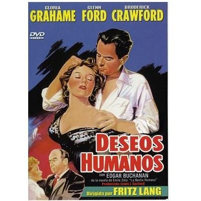 Deseos humanos (1954, Fritz Lang)