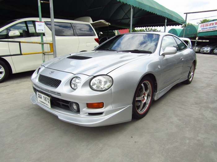 Toyota Celica ตากลม แต่งเป็นรุ่น GT-Four