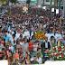 Milhares de católicos reafirmam fé em Senhora Santana durante procissão dedicada à santa