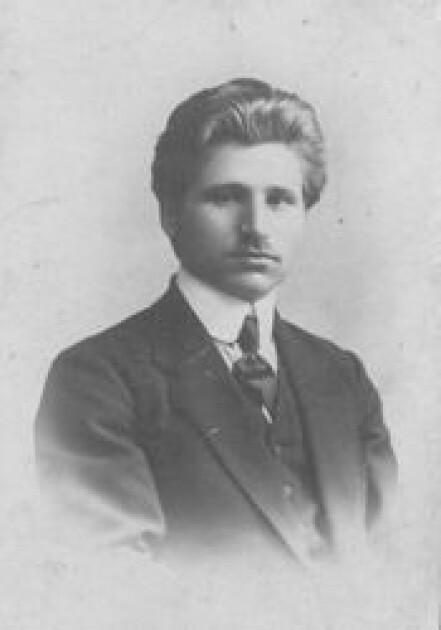 Петр Чучупак — музыкант, начальник штаба полка гайдамаков Холодного Яра