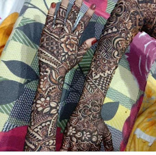 khafif mehndi designs for fingers
