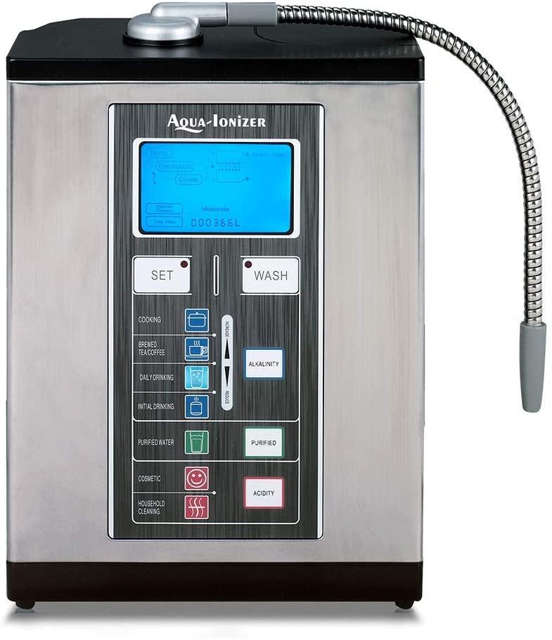 Aqua Ionizer Deluxe 9.0 Alkaline Water Ionizer Machine