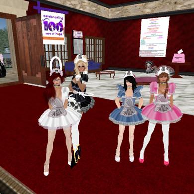 All ranking Maid Uniform