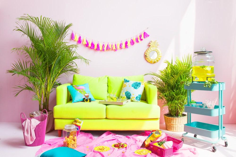 Cách chăm sóc ghế sofa yêu quý của bạn