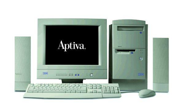 IBM Aptiva computer