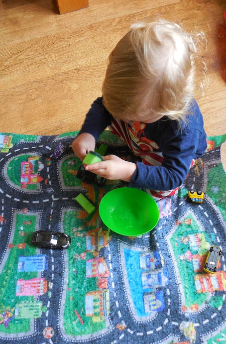 Welcome to Mommyhood: Montessori Activities for Toddlers