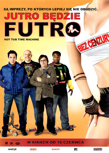Przód ulotki filmu 'Jutro Będzie Futro'