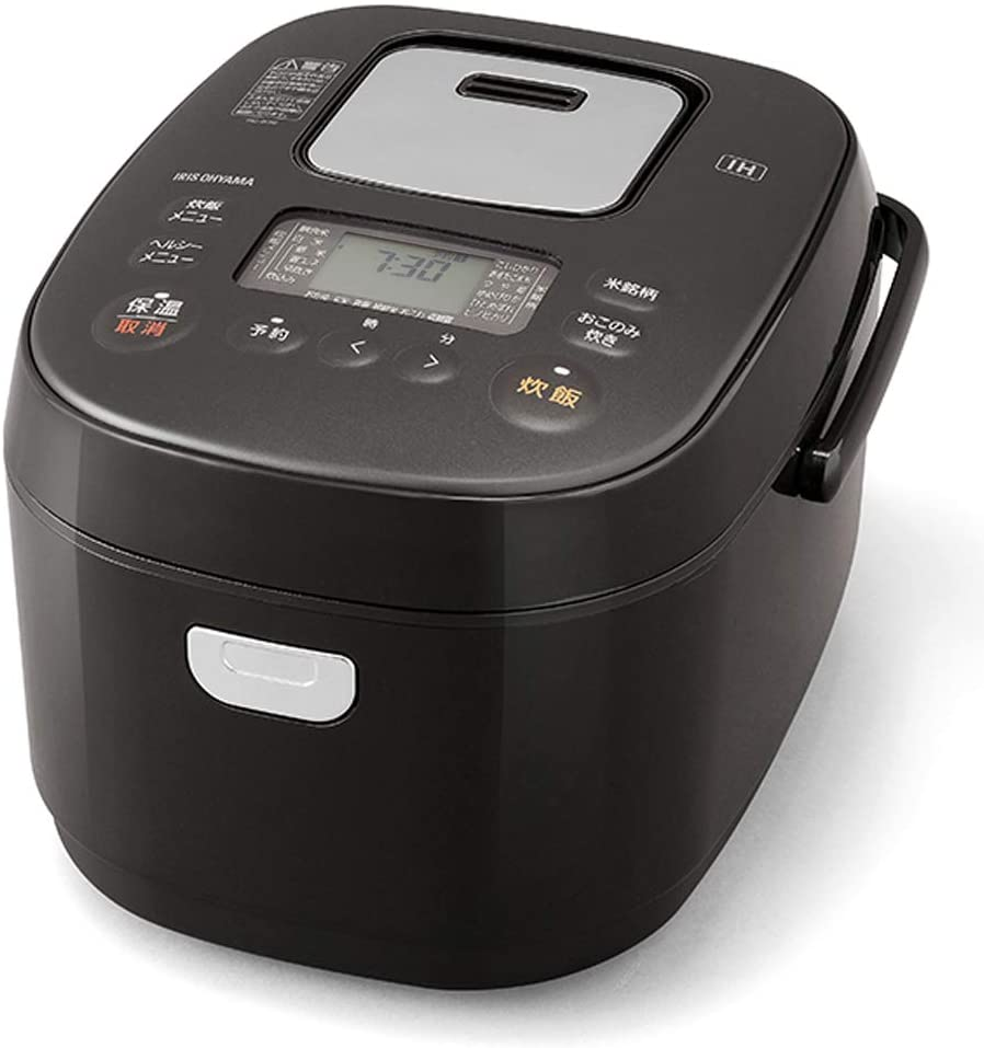 アイリスオーヤマ 圧力IH炊飯器