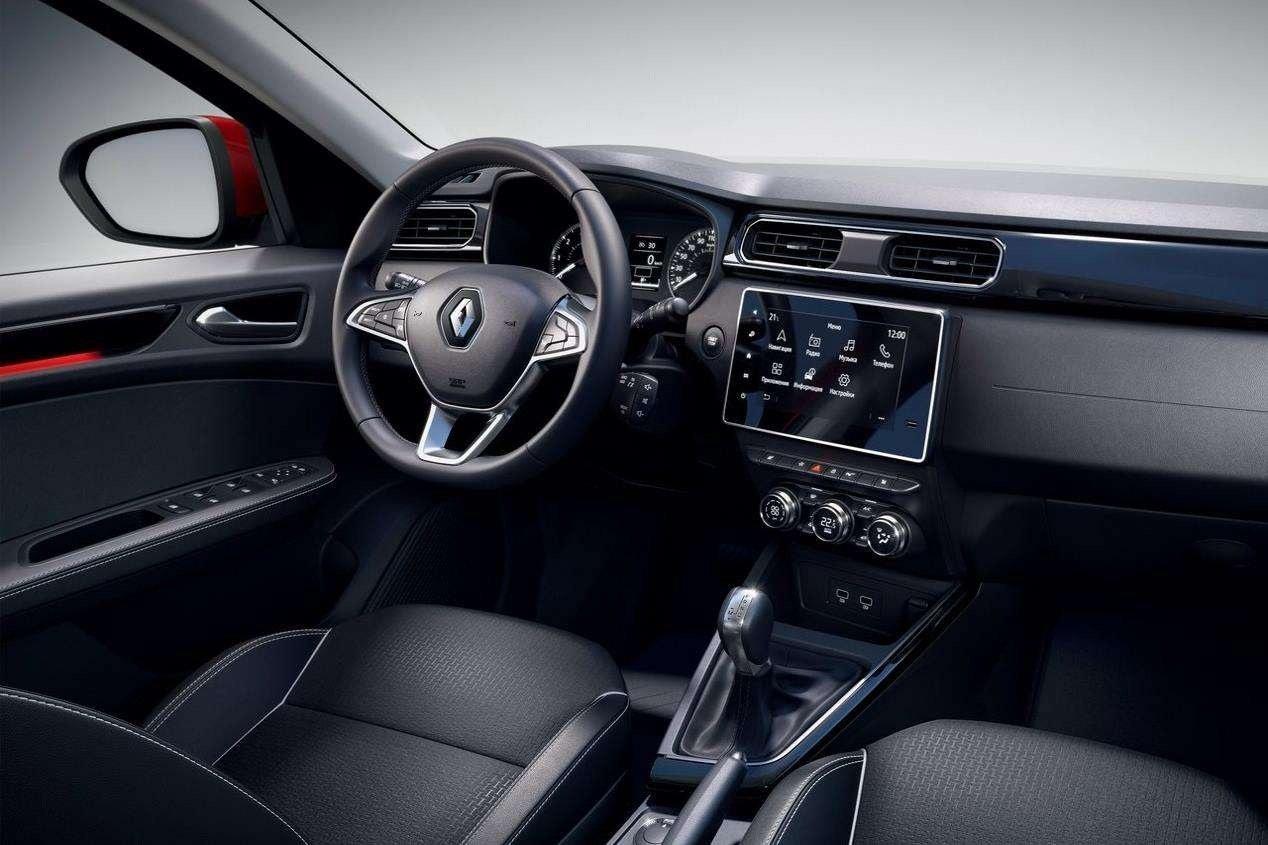 second generation renault duster facelift interior